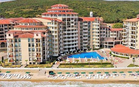 Bulharsko - Sveti Vlas letecky na 8-15 dnů, all inclusive