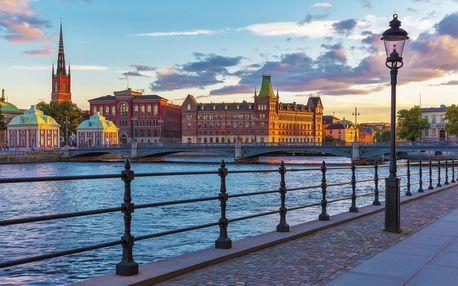 Norsko letecky na 7 dnů, snídaně v ceně
