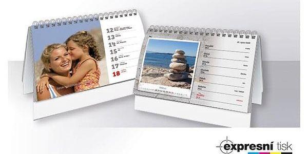 Nástěnný měsíční fotokalendář A33
