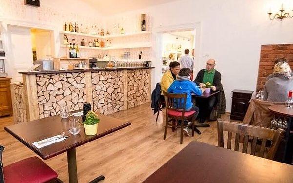 Pravá Itálie – 5chodové degustační menu | Praha | Celoročně (NE - ČT v 17:00 a 17:30). | Cca 2 hod.2