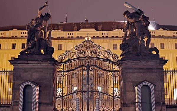 Prohlídka Pražského hradu s certifikovaným průvodcem3