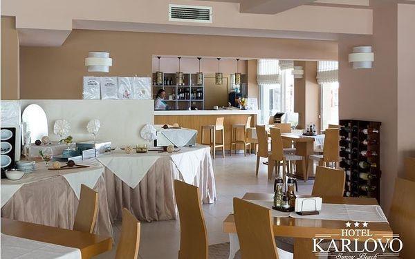 Hotel Karlovo, Slunečné Pobřeží, Bulharsko, Slunečné Pobřeží, vlastní doprava, snídaně v ceně5