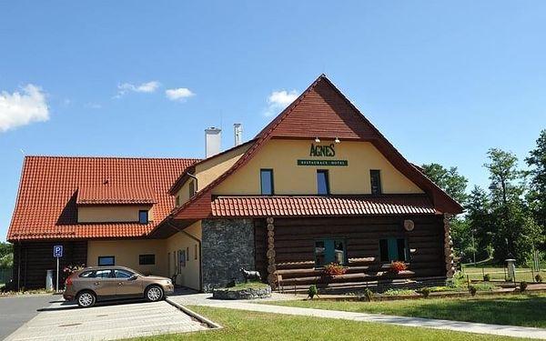 Odpočinkový pobyt na břehu rybníka | Zelená Bohdaneč | Duben - říjen. | 3 dny/ 2 noci.2