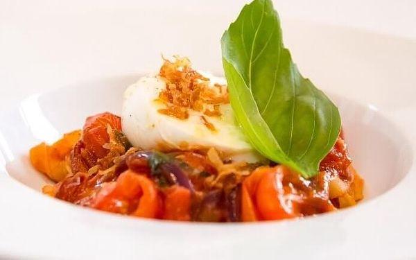 Pravá Itálie – 5chodové degustační menu | Praha | Celoročně (NE - ČT v 17:00 a 17:30). | Cca 2 hod.3