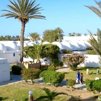 Tunisko - Djerba letecky na 8-15 dnů, all inclusive
