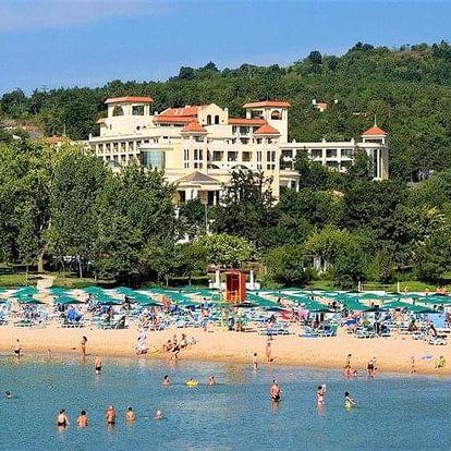 Bulharsko - Djuni letecky na 8-15 dnů, all inclusive