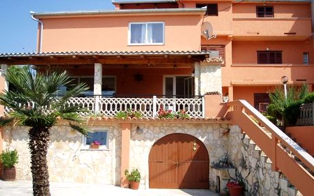 Chorvatsko, Rab: Guesthouse Tariba
