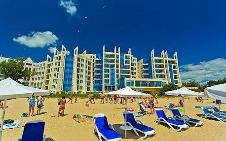 Bulharsko - Slunečné pobřeží letecky na 11-15 dnů, ultra all inclusive