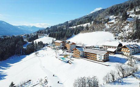 Rakousko - Korutany na 3-6 dnů, plná penze