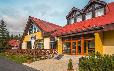 Hotel Rysy*** pod Tatrami, dítě do 6 let zdarma