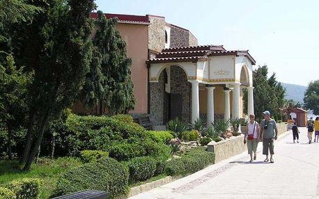 Bulharsko - Sveti Vlas na 8-16 dnů, all inclusive