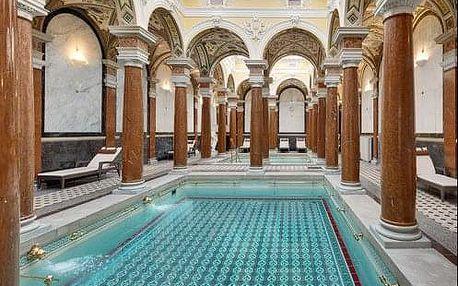 Mariánske Lázně - Lázeňský pobyt Royal Wellness Spa. 5 * hotel Nové Lázně s polopenzí a procedurami.