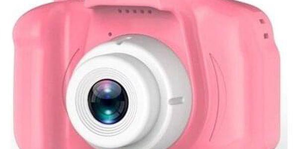 Dětský fotoaparát - zelený3