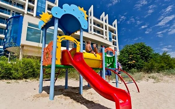 Hotel Blue Pearl, Slunečné Pobřeží, Bulharsko, Slunečné Pobřeží, letecky, ultra all inclusive4