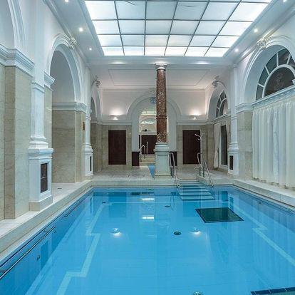 Mariánské Lázně, hotel Nové Lázně***** v novorenesančním stylu
