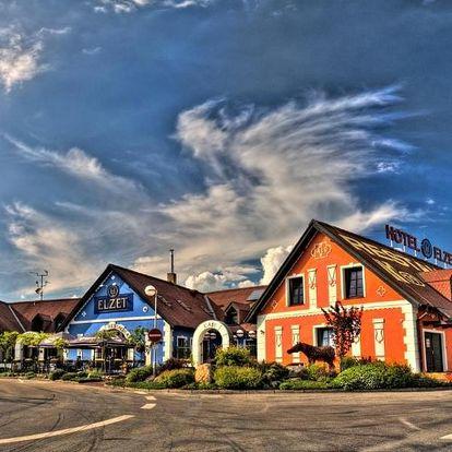 Jižní Čechy: Hotel Elzet