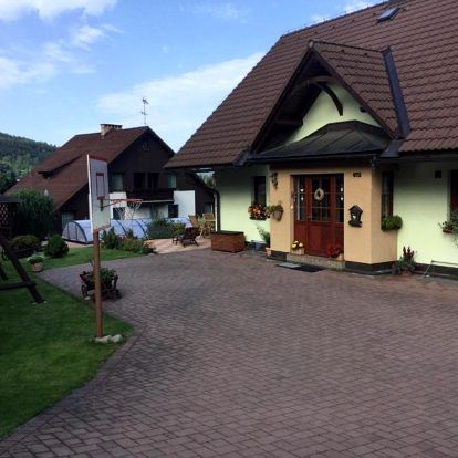 Rokytnice nad Jizerou, Liberecký kraj: Apartmany Samuel
