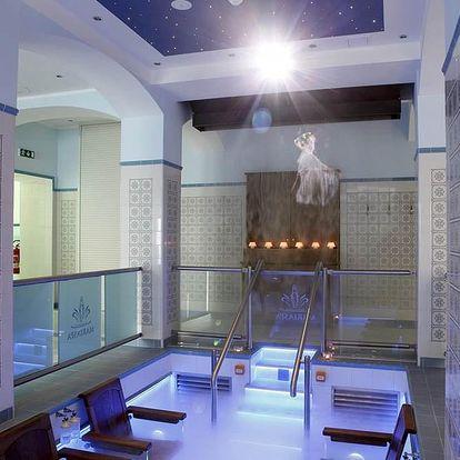 Mariánské Lázně, hotel Maria Spa**** s přírodními léčivými prameny
