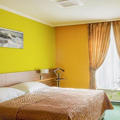Krušné hory: Kurhotel Brussel