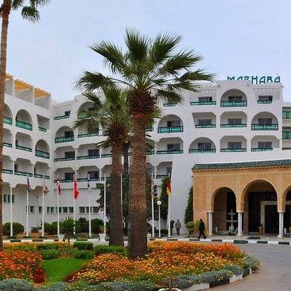 Tunisko - Sousse letecky na 6-16 dnů, all inclusive