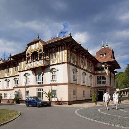 Luhačovice, hotel Jurkovičův dům****
