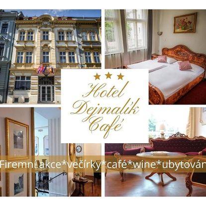 Litoměřice, Ústecký kraj: Hotel Dejmalik