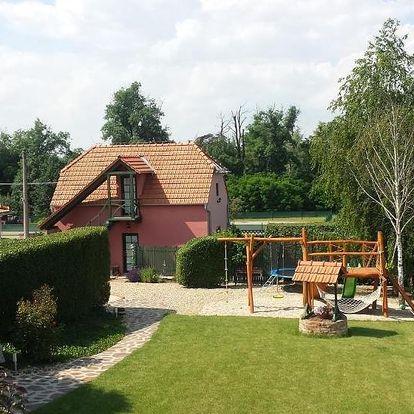 Jižní Morava: Penzion Na Lednické