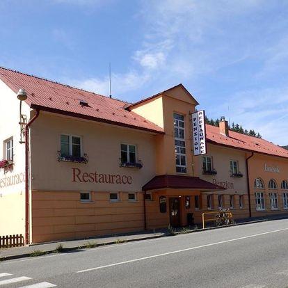 Beskydy: Penzion Janoštík