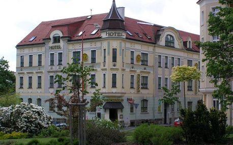 Krušné hory: Hotel Goethe