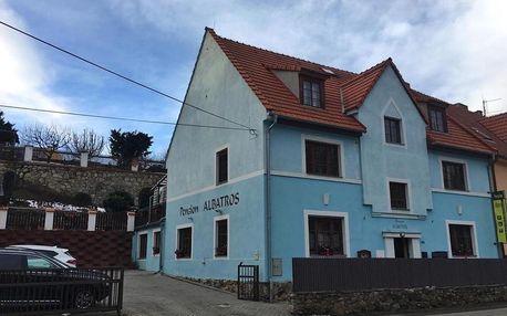 Jižní Čechy: Penzion Albatros