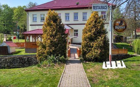 Plzeňsko: Penzion U Bernardýna