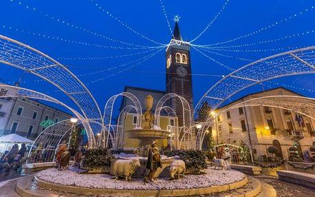 Adventní Miláno a Verona