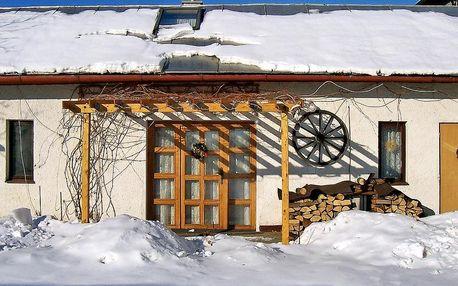 Valašsko: Chalet Lhotka nad Bečvou