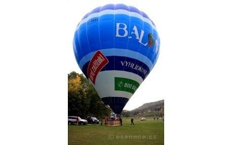 Let balónem Kroměříž
