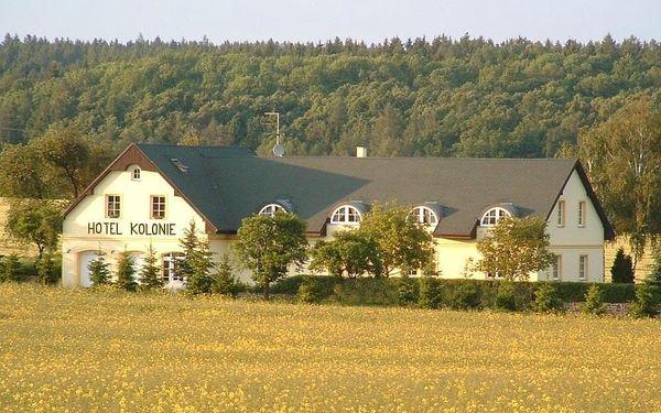 Střední Čechy: Hotel Kolonie