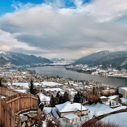Za lyžováním do Gerlitzen, Gasthof Zur Post, s polopenzí a skipasem v ceně