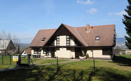 Jizerské hory: Penzion Alpina Liberec