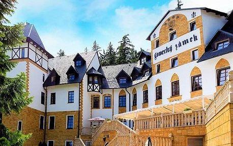 Lužec, Zámek Lužec Spa & Wellness Resort - pobytový zájezd, Lužec