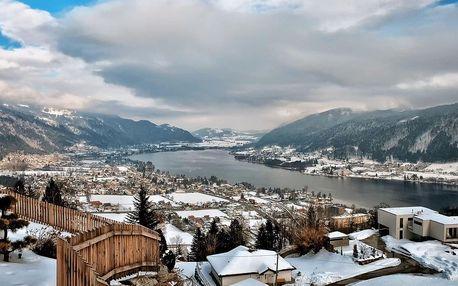 Rakousko na 3-5 dnů, polopenze