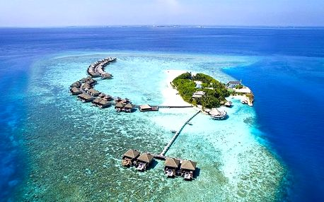 Maledivy letecky na 7-14 dnů, snídaně v ceně