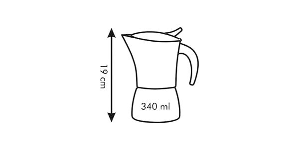 Tescoma Kávovar MONTE CARLO, 6 šálků2