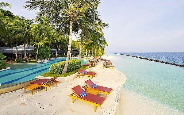 Hotel Royal Island Resort & Spa, Maledivy, letecky, polopenze5