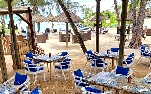 Hotel Sealife Resort And Spa, Mauricius, letecky, polopenze2