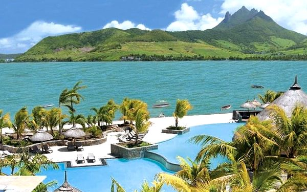 Hotel Laguna Beach Hotel & Spa, Mauricius, letecky, all inclusive4