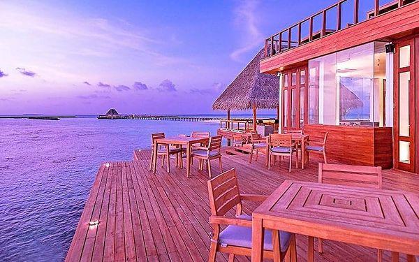 Hotel Heritance Aarah, Maledivy, letecky, ultra all inclusive2
