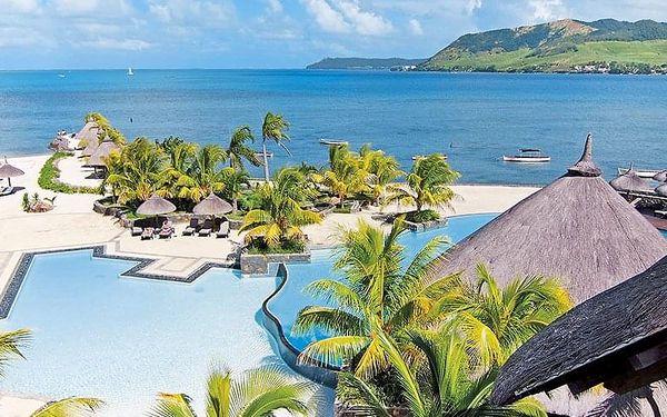 Hotel Laguna Beach Hotel & Spa, Mauricius, letecky, all inclusive5