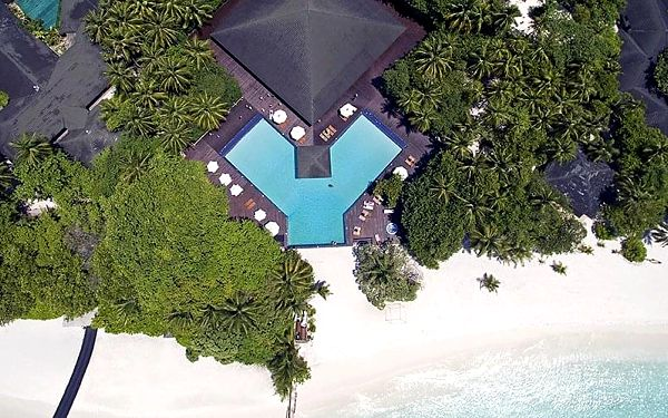 Hotel Adaaran Select Meedhupparu, Maledivy, letecky, ultra all inclusive4