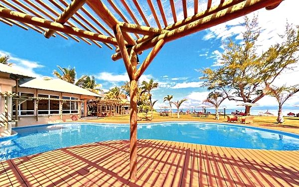 Hotel Silver Beach, Mauricius, letecky, all inclusive4