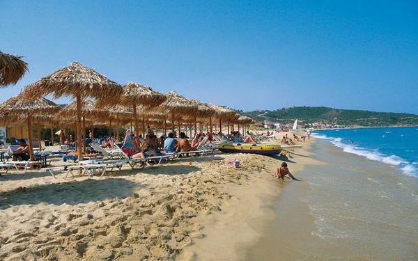 03.07.2021 - 13.07.2021   Řecko, Chalkidiki, autobusem na 11 dní4