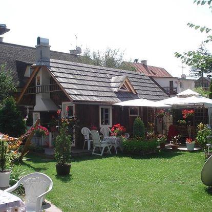 Rajecké Teplice, Slovensko: chatka